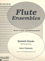 Spanish Rondo - for 3 flutes and piano