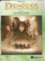 The Lord of the Rings vol.1 - Highlights - for young concert band score and parts
