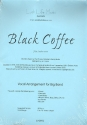 Black Coffee - Vocal Arrangement for Big Band score and parts