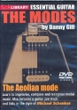 The Modes - The Aeolian  Mode - DVD lick library essential guitar