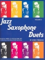 Jazz Saxophone Duets vol.2 (+3CD's)