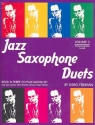 Jazz Saxophone duets vol.3 (+3CD's)
