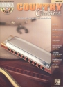 Country Classics (+CD) - for harmonica harmonica playalong vol.5