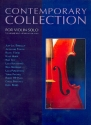 Contemporary Collection - for violin solo