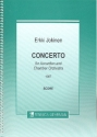 Concerto for accordion and chamber orchestra score