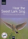 Hear the sweet Lark (+CD) für Frauenchor a cappella Partitur (Chorleiterband)