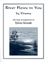 River flows in You for solo harp Einzelausgabe