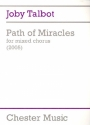 Path of Miracles - for mixed chorus a cappella score