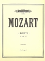6 Duets vol.2 for 2 clarinets score