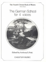 The German School - for mixed chorus a cappella score