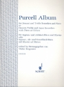Purcell-Album - for 2-3 recorders and piano score and parts
