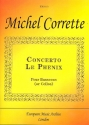 Concerto Le Phénix - for 4 bassoons (cellos, viols) and bc