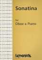 Sonatina op.28 for oboe and piano