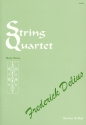 String Quartet including Late Swallows Study score