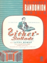 Zither-Ballade - The Harry Lime Theme Bandonion-Einzelausgabe