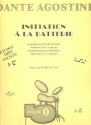 Initiation a la batterie vol.0 Etudes tres faciles introduction to drums