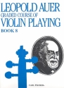 Graded Course of Violin Playing vol.8