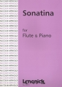 Sonatina op.19 for flute and piano
