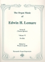 The Organ Music of Edwin H. Lemare Series 2 vol.6 Transcriptions by Works from Dvorak