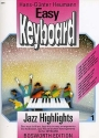 EASY KEYBOARD 1 - JAZZ HIGHLIGHTS JAZZ HIGHLIGHTS V E R G R I F F E N  4/03 CB