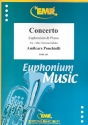 Concerto for euphonium and band - for euphonium and piano