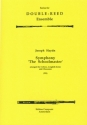 SYMPHONY`THE SCHOOLMASTER´: FOR 2OBOES/2ENGLISH HORNS/2BASSOONS
