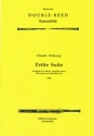 Petite suite for 2 oboes, 2 english horns, 2 bassoons and contrabassoon