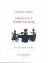 Fantasia on a British Tea Song for 3 bassoons and contrabassoon score+parts