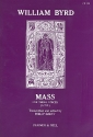 Mass for 3 mixed voices (ATB) score (la)