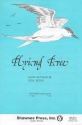 Flying free for mixed chorus, piano and flute     score