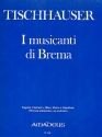 I musicanti di brema per fagotto, obor, clarinetto, flauto e pianoforte (versione alternativa con recitante)
