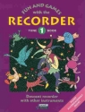 Fun and Games with the Recorder - Tune Book 1 for descant recorder with other instr. and piano