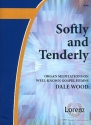 Softly and tenderly Organ Meditations on well-known Gospel Hymns