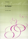 G-Force for 3 snare drums score and parts
