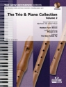 The Trio and Piano Collection vol.2 (+CD) for 3 recorders (SAT) score and parts