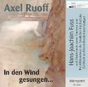 In den Wind gesungen CD