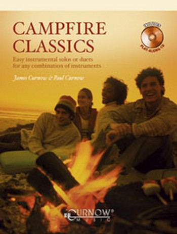 Campfire Classics (+CD) for Es instruments (Alto saxophone and others) Easy instrumental solos or duets for any combination