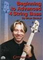 Beginning to advanced 4-string-bass - DVD-VIDEO