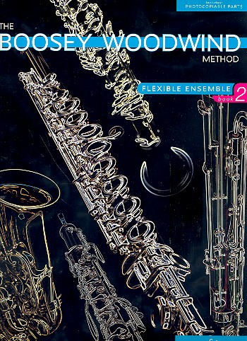 The Boosey woodwind method vol.2 score and photocopiable parts Morgan, Chris, ed