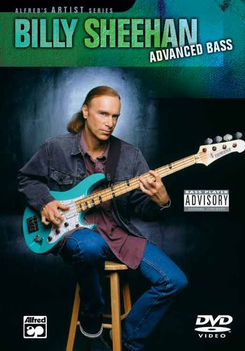Advanced bass - DVD Alfred's artist series