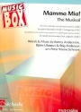 Mamma Mia The Musical - for flexible wind ensemble (percussion ad lib) score and parts