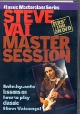 Learn to play Steve Vai: DVD Master Session Classic Masterclass Series
