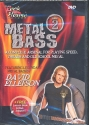 Metal bass level 2 DVD incl. Web Membership for Online Lesson Support