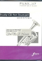 Concerto in E flat Major für Trompete und Klavier Playalong - CD