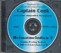 Captain Cook Heimatmelodien Band 2  Playback-CD