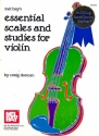 Essential Scales and Studies for violin