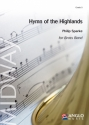 Hymn of the Highlands (complete edition) for brass band (without winds) score and parts