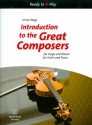 Introduction to the great Composers - f�r Violine und Klavier