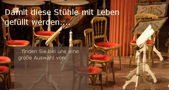 Noten f�r Orchester